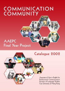 Final Year Project Catalogue 2002