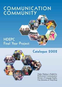 Catalogue Cover 2002