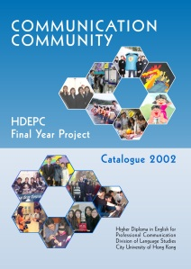 Catalogue Cover 2002