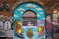 Street Art in Shoreditch, London (on artjouer)