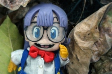 Arale: One of the main characters of the once popular anime Dr Slump