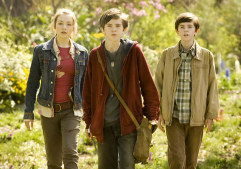 The Jared children in the film version