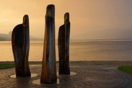 Penticton: Lakeside Sculptures