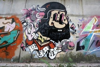 Name Autumn Graffiti 6 Mid-autumn Graffiti