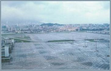 Kai Tak - July 1998