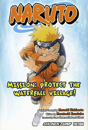 Naruto—Mission: Protect the Waterfall Village