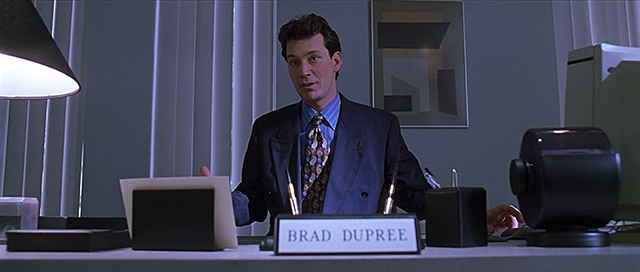 1st Meeting: Brad