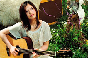 J-Pop Girls and Guitars: Female Singer-songwriters